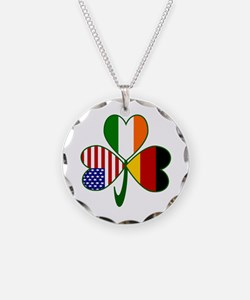 Shamrock of Germany Necklace