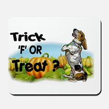 Dog Lovers Halloween Mousepad