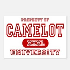 Camelot University Postcards (Package of 8)