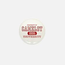 Camelot University Mini Button (10 pack)