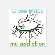 My Addiction Sticker