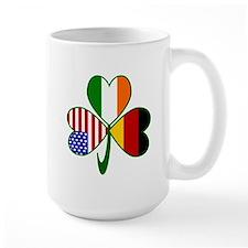 Shamrock of Germany Center Mug