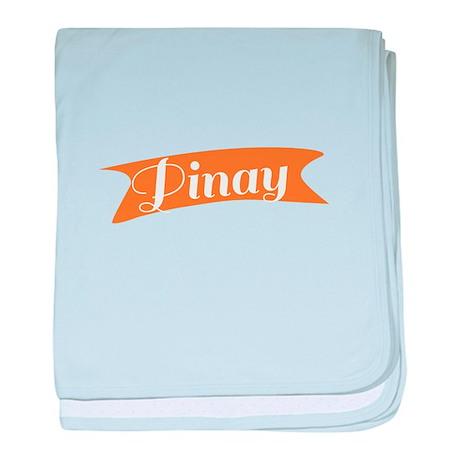 Filipino - Pinay baby blanket