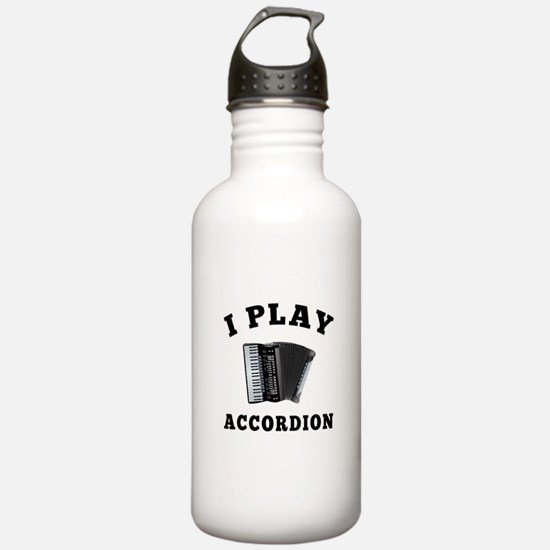 Accordion designs Water Bottle