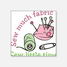 Sew Much Fabric Sticker