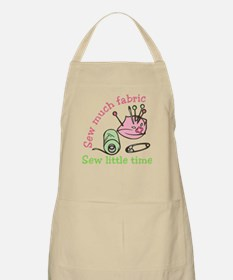 Sew Much Fabric Apron