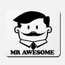 Mr Awesome Mousepad