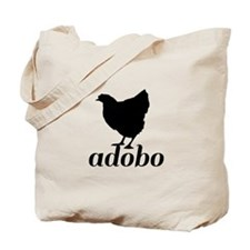 Chicken Adobo Tote Bag