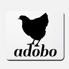 Chicken Adobo Mousepad