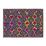 Psychedelic 5'x7'Area Rug