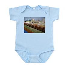 Town Train Body Suit