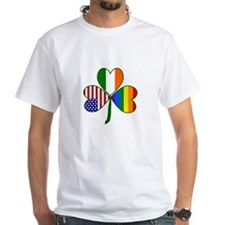 Gay Pride Shamrock Shirt
