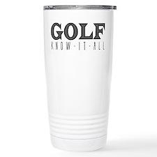 'Know-It-All' Travel Mug