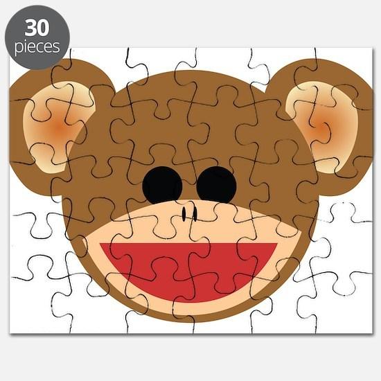 Unique Cute monkeys Puzzle