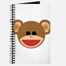 Funny Cute monkeys Journal