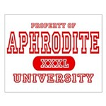 Aphrodite University Small Poster