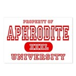 Aphrodite University Postcards (Package of 8)