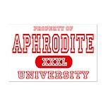 Aphrodite University Mini Poster Print