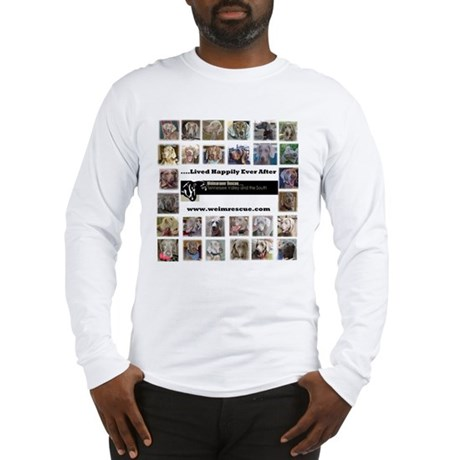 28 weims.PNG Long Sleeve T-Shirt