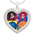 KIMSHOP.png Silver Heart Necklace