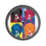 KIMSHOP.png Wall Clock