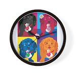 KIMSHOP.png Wall Clock