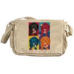 KIMSHOP.png Messenger Bag