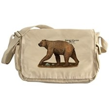 Short-Faced Bear Messenger Bag