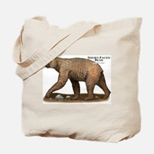 Short-Faced Bear Tote Bag