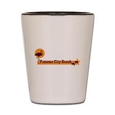 Panama City - Beach Designs. Shot Glass
