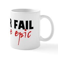 'Win Or Fail' Mug