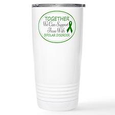 Bipolar Disorder Support Travel Mug