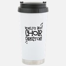 Worlds Best Choir Director Travel Mug