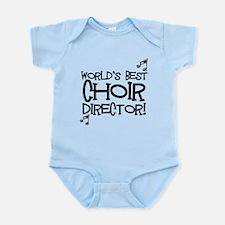 Worlds Best Choir Director Body Suit