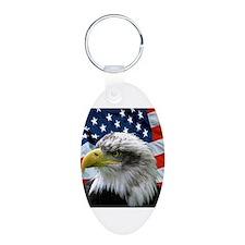 Unique Patriotic Keychains