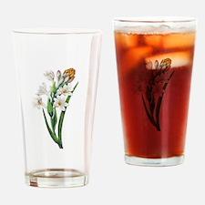Tuberosa by Pierre Joseph Redoute Drinking Glass