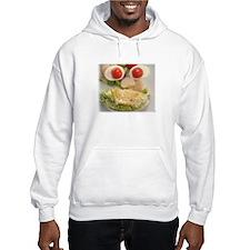 Happy Salad Face Hoodie