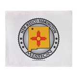 New mexico lds mission Blankets
