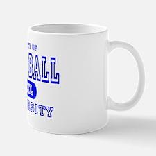 Bocce Ball University Mug