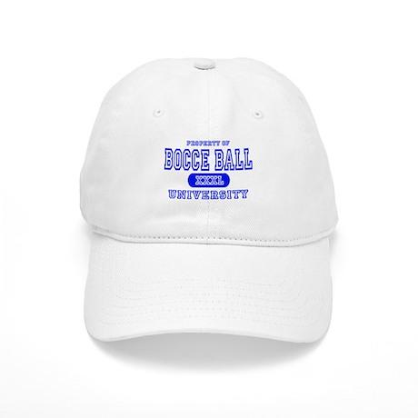Bocce Ball University Cap