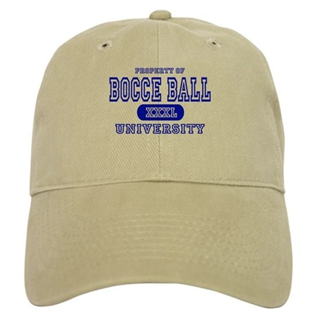 Bocce Ball University Cap