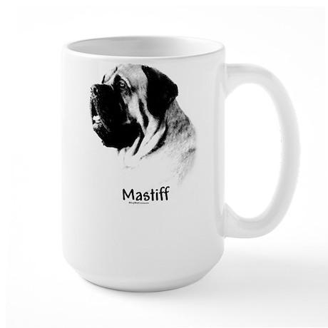 Mastiff 213 Large Mug