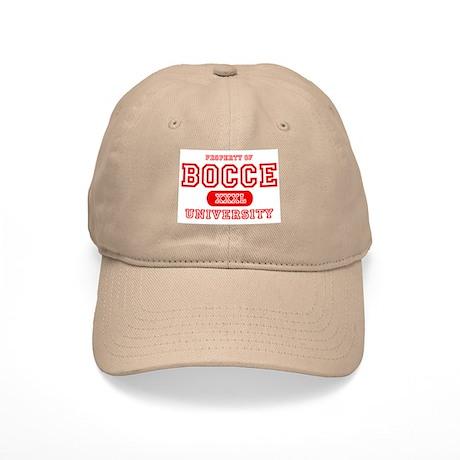 Bocce University Cap