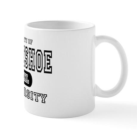 Horseshoe University Mug