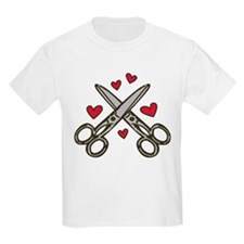 Hairdresser Love T-Shirt