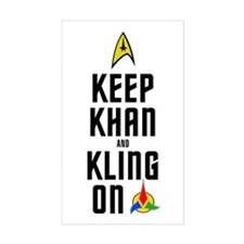 KeepKhan Decal