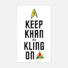 KeepKhan Decal