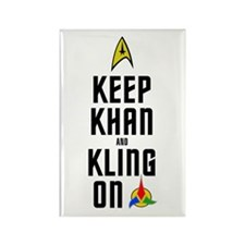 KeepKhan Rectangle Magnet
