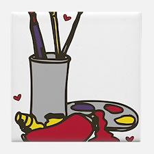 Palette Tile Coaster