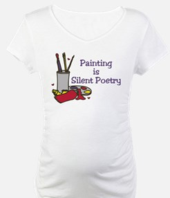Silent Poetry Shirt